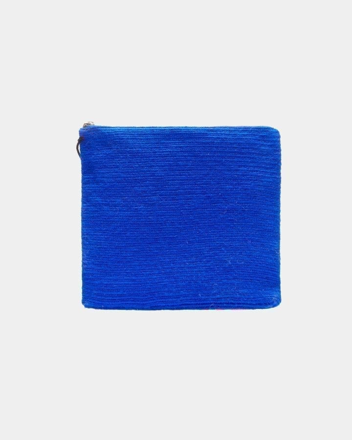 Harmony Blue clutch by ALLBYB Design, Philadelphia