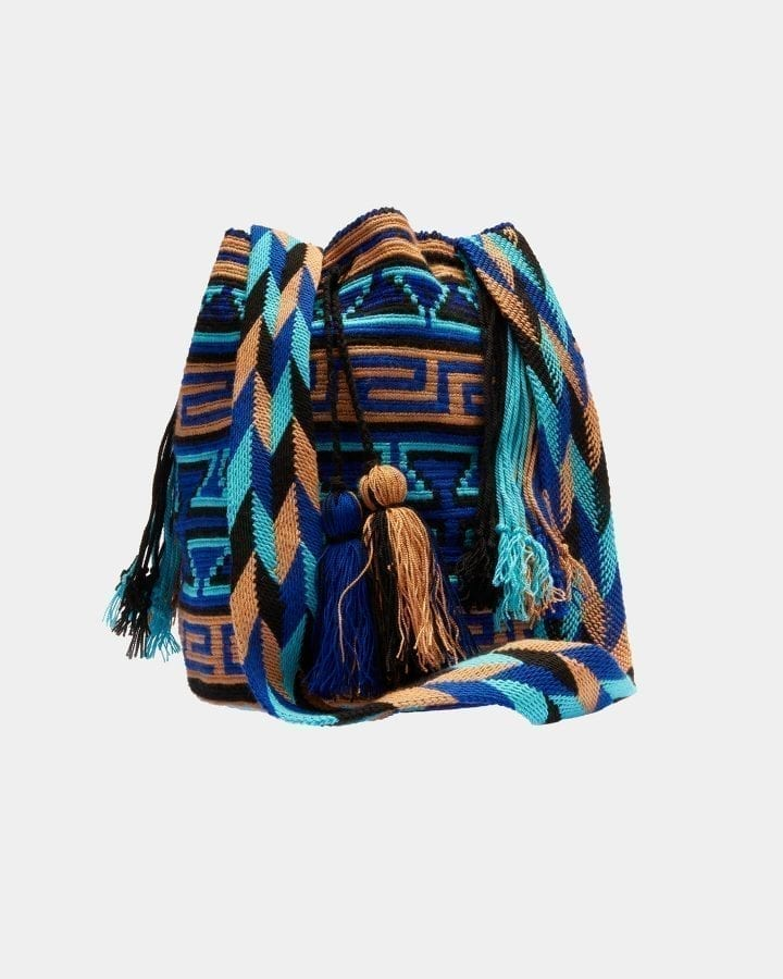 Lea ZigZag shoulder bag by ALLBYB Design, Philadelphia