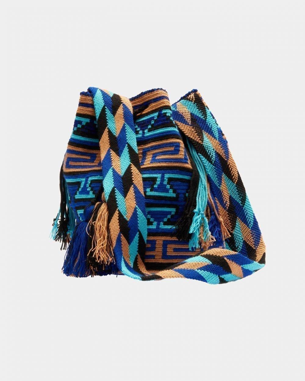 Lea ZigZag shoulder bag by ALLBYB Design, Philadelphia
