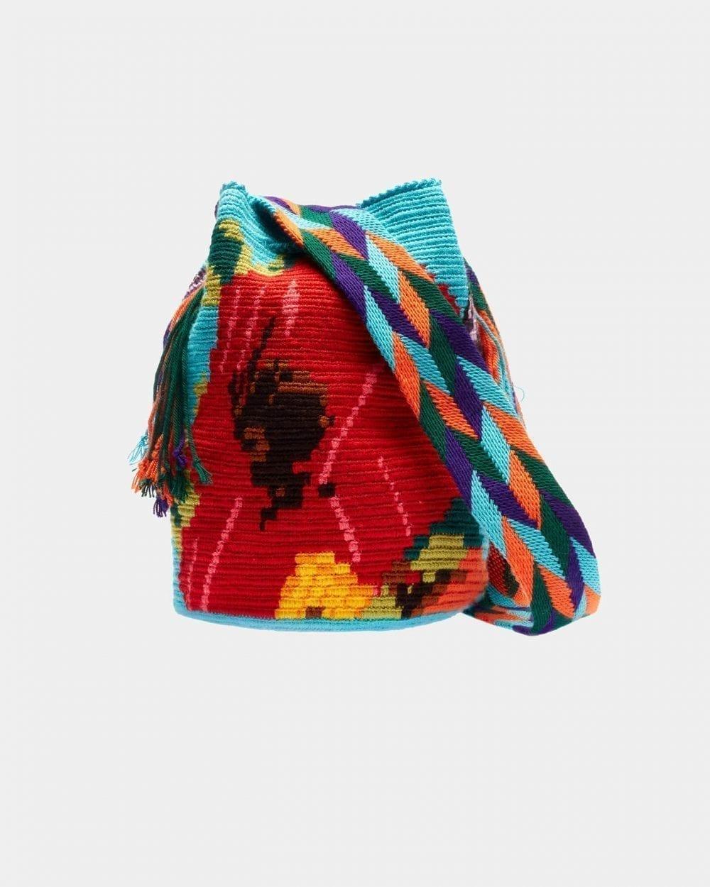 Lea Flower shoulder bag by ALLBYB Design, Philadelphia