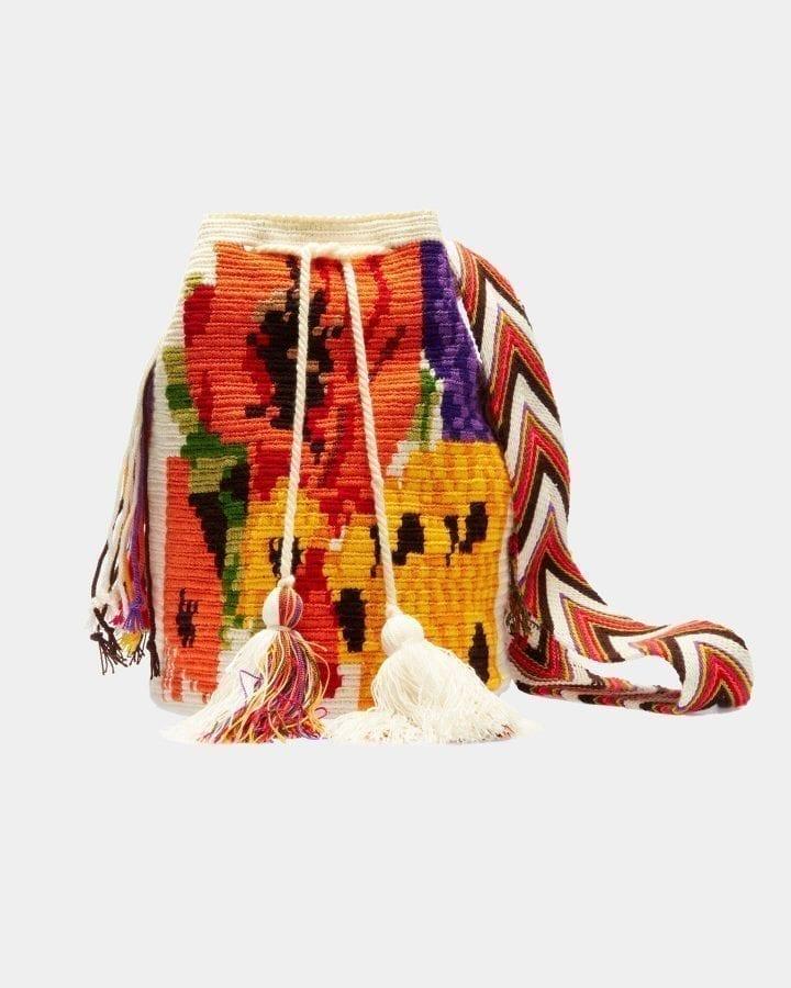 Lea Yellow shoulder bag by ALLBYB Design, Philadelphia