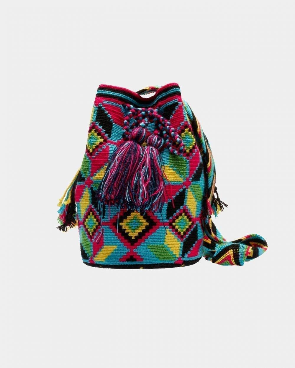 Lea Turquoise shoulder bag by ALLBYB Design, Philadelphia