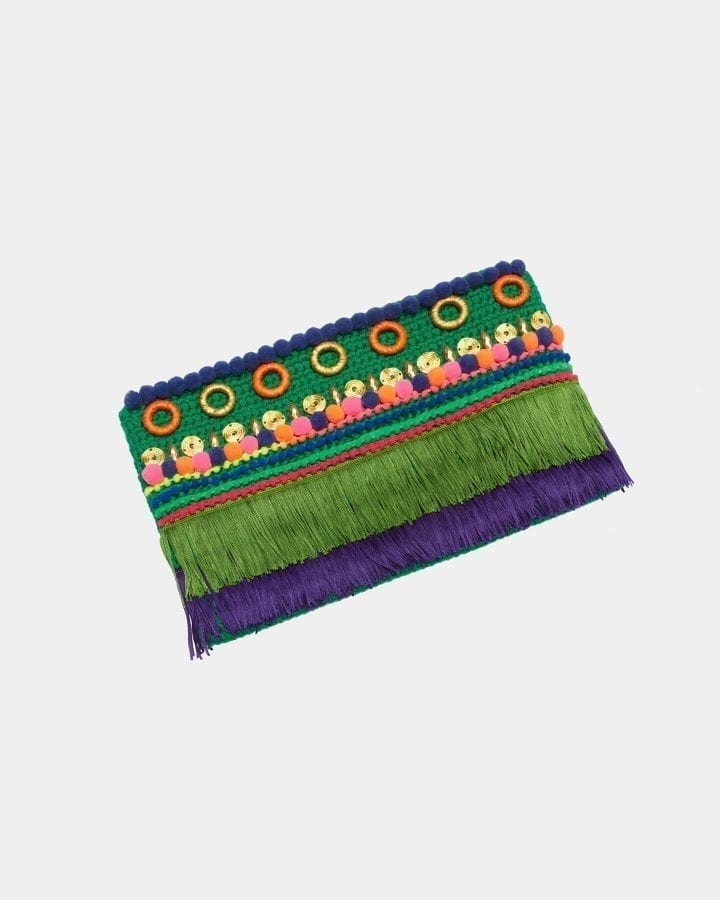 Signature Boho clutch by ALLBYB Design, Philadelphia
