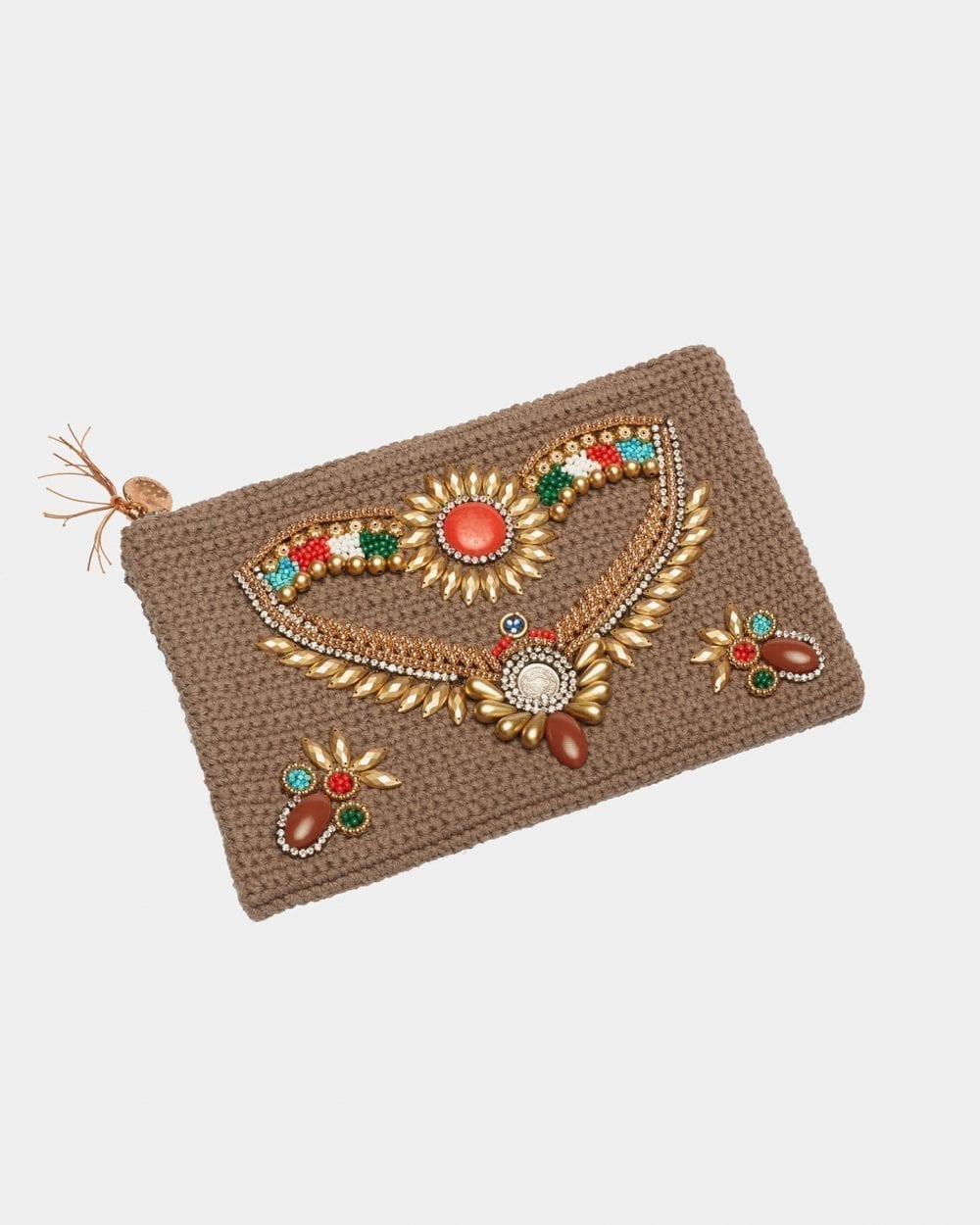 Signature Mincha clutch by ALLBYB Design, Philadelphia