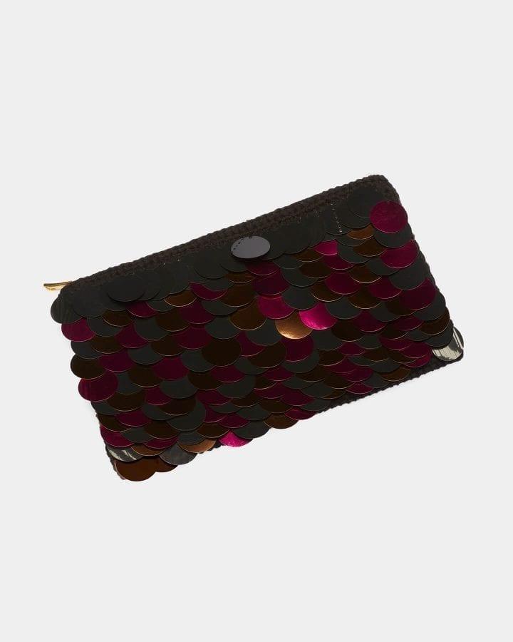 Signature Glanco & Pink clutch by ALLBYB Design, Philadelphia