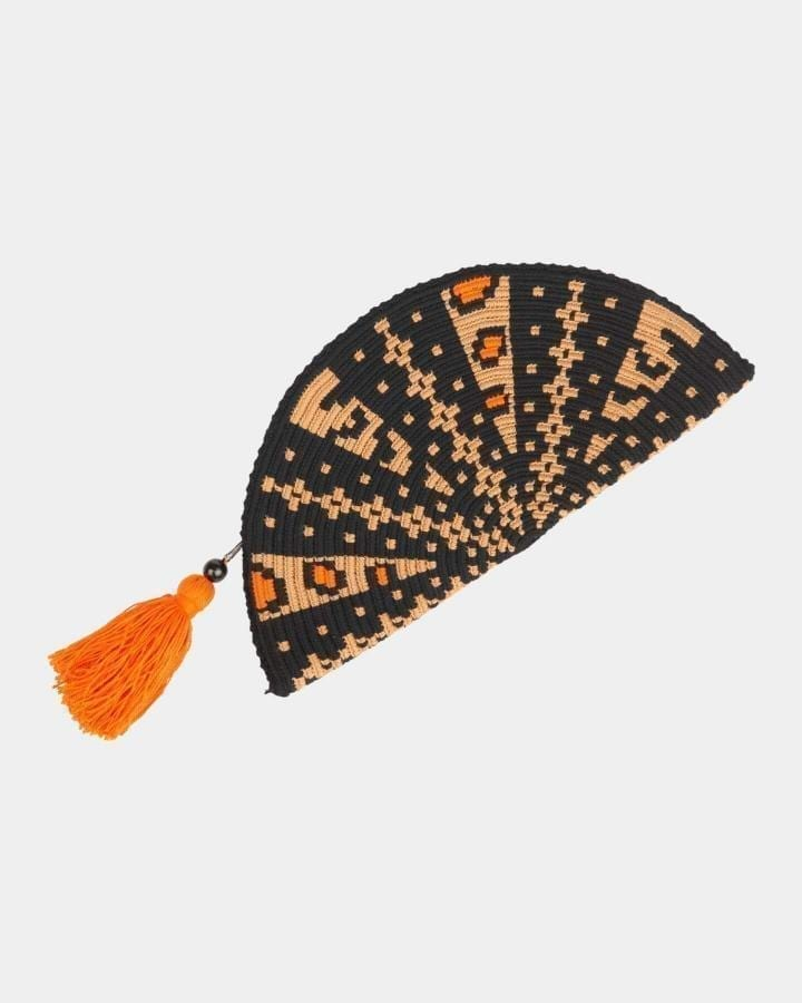 Adelie Black & Orange