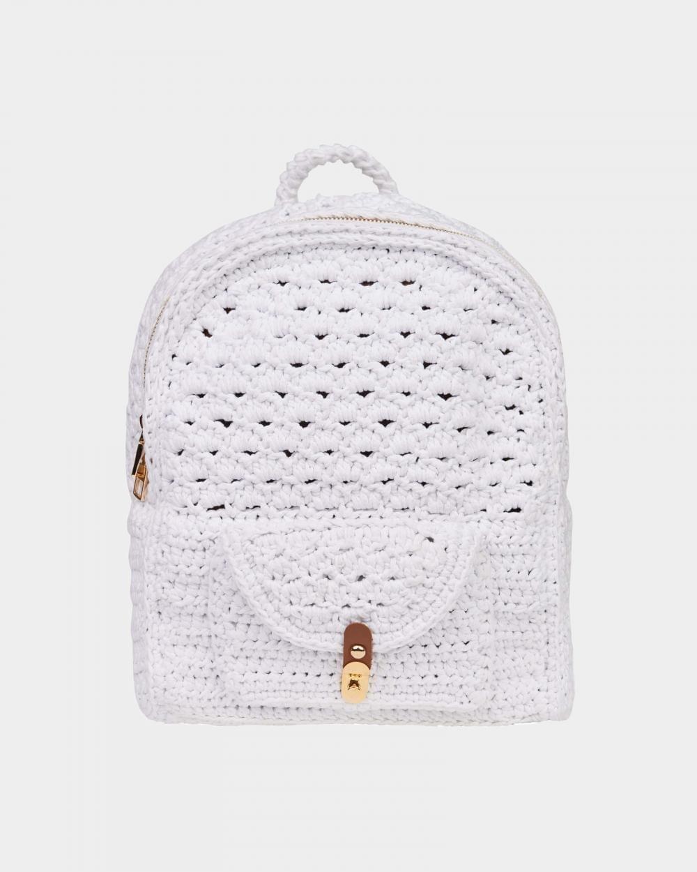Grace Blanc Backpack