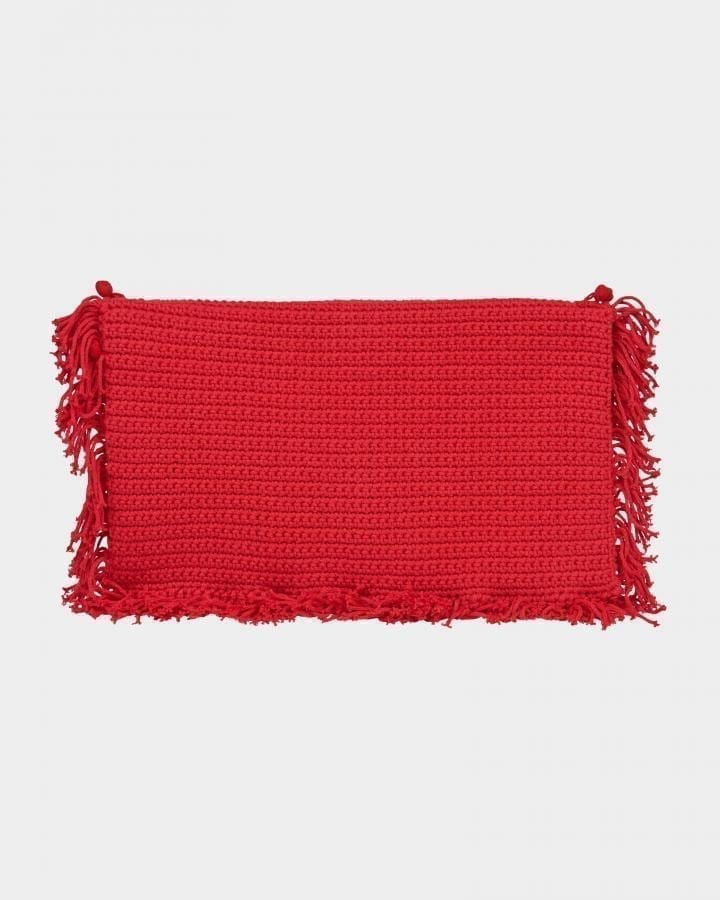 Signature Gypsy Red Clutch