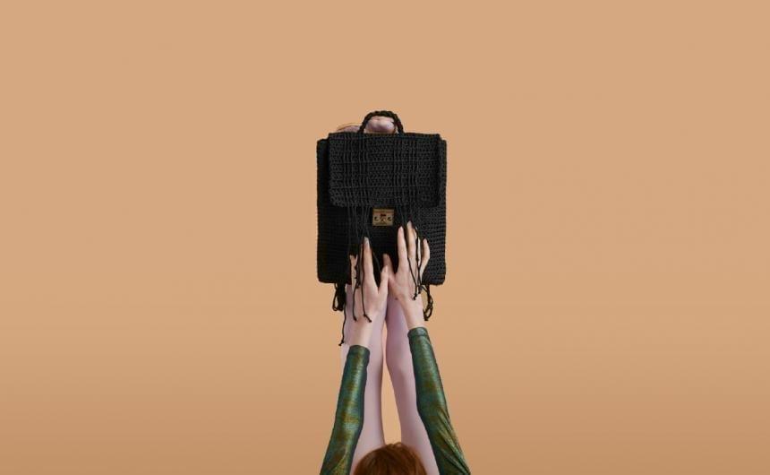 minimalist handmade bags
